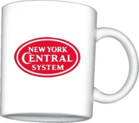 NYC Red Logo Mug