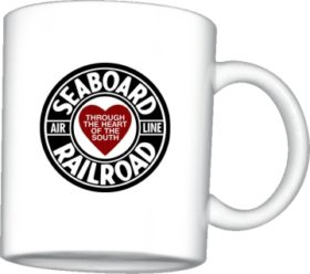 Seaboard Air Line Mug