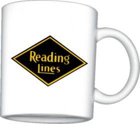 Reading Logo Mug