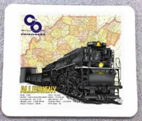 C&O Allegheny Mousepad (10017M)