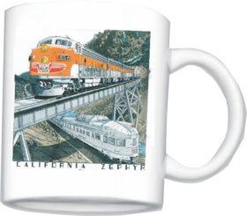 Western Pacific CZ Logo Mug