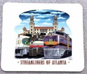 Streamliners of Atlanta Mousepad (20026M)