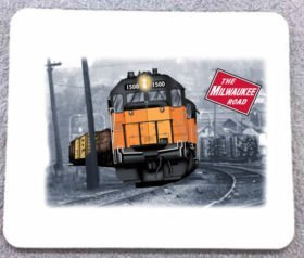 Milwaukee GP38 at Renton Mousepad(46m)