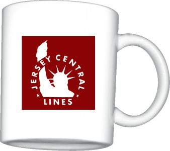 Central of New Jersey Mug