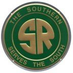 Southern Railway Aluminum Sign