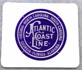 Atlantic Coast Line Logo Mousepad (ACL)