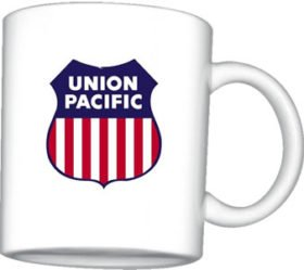 mug UP #unionpacific #daylightsales, #coffeemug