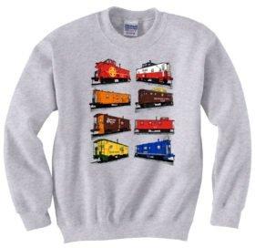 Caboose  Sweatshirt [100]