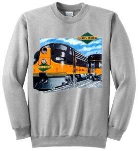 Illinois Central  Sweatshirt [10007]