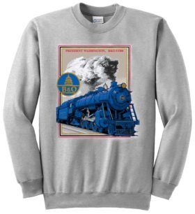 Baltimore & Ohio Pacific  Sweatshirt [10021]