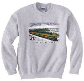 Great Northern Empire Builder  Sweatshirt  [10112]