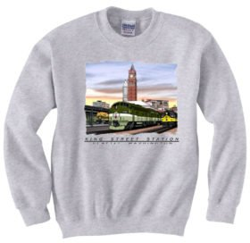 Northern Pacific North Coast Limited  Sweatshirt [10113]