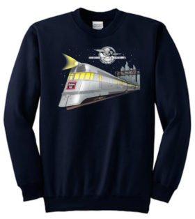 Pioneer Zephyr  Sweatshirt [10133]