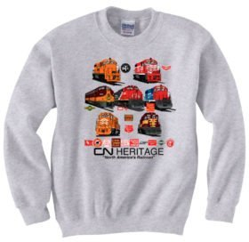 Canadian National Heritage  Sweatshirt [102]