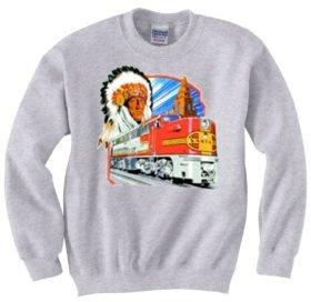 AT&SF (Santa Fe) Alco PA-1  Sweatshirt [143]
