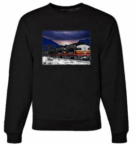 Black Widows onThe Overland  Sweatshirt [16]