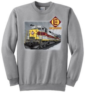 Erie Lackawanna SDP45  Sweatshirt [02]