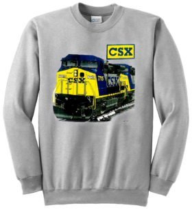 CSX C44-9W  Sweatshirt [20003]