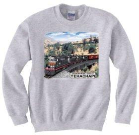 Southern Pacific Vintage Tehachapi Loop  Sweatshirt [20018]