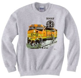 BNSF Heritage II  Sweatshirt [20025]