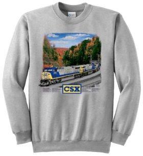 CSX AC6000  Sweatshirt [21]