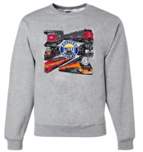 Southern Pacific Lives!  Sweatshirt [54]