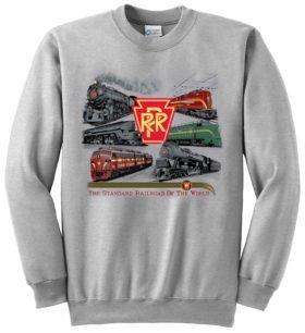 Pennsy Lives!  Sweatshirt [61]
