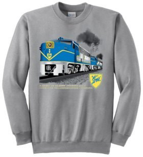 Delaware & Hudson PA4  Sweatshirt  [66]