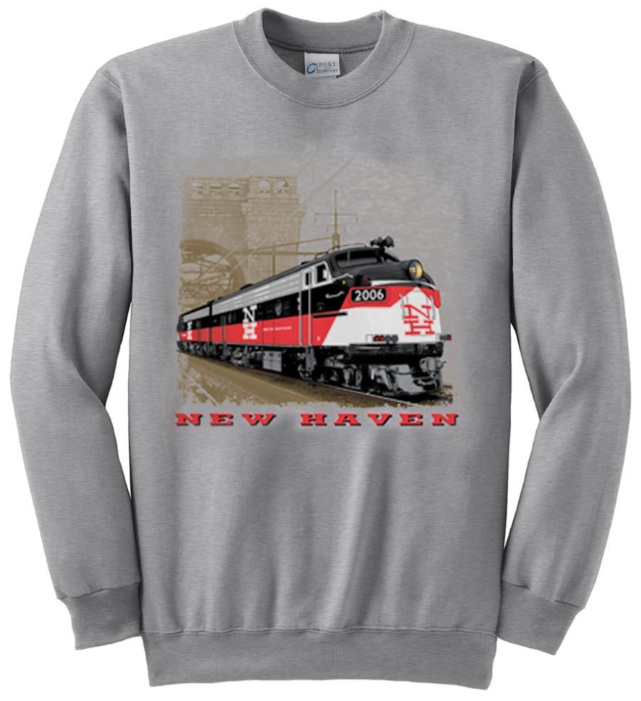 New Haven FL9  Sweatshirt [80]