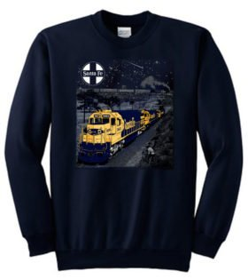 AT&SF (Santa Fe) Chico  Sweatshirt [81]