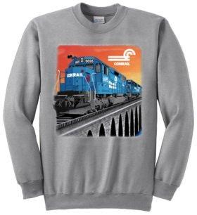 Conrail SDP-45  Sweatshirt [84]