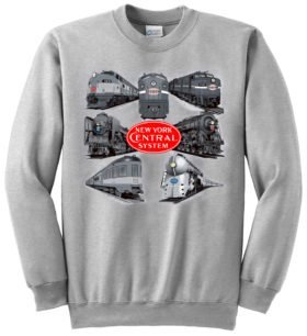 New York Central Collage  Sweatshirt [86]