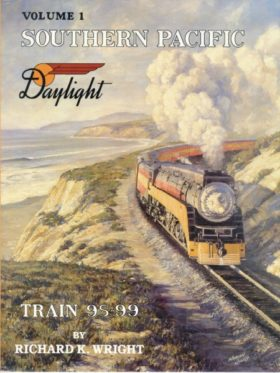 Daylight Trains 98 and 99 Book