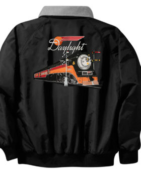 Daylight Locomotive Jackets
