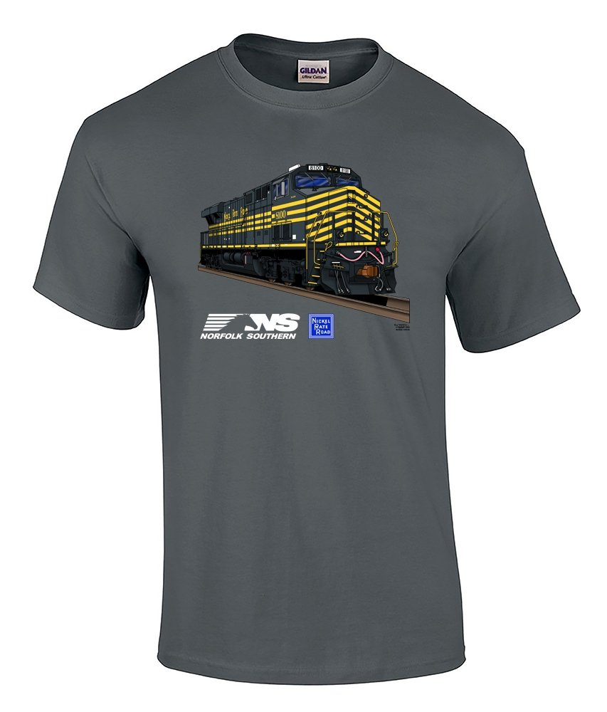 tee Nickel Plate Norfolk southern