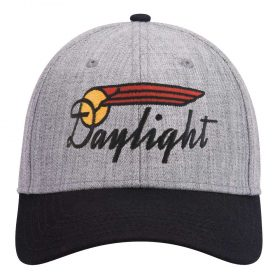 Daylight embroidered hat