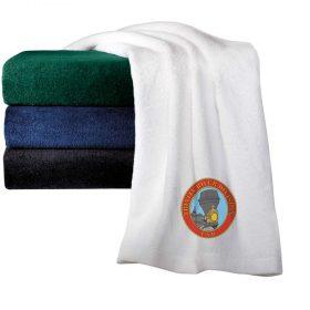 hand towel Trinity rail