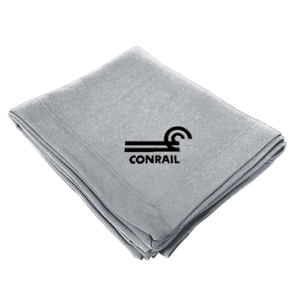 Conrail Herald Embroidered Stadium Blanket
