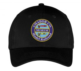 Amador county model railroad hat