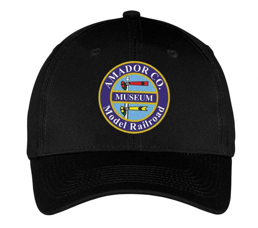 Amador county model railroad hat