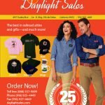 Daylight Sales Catalog