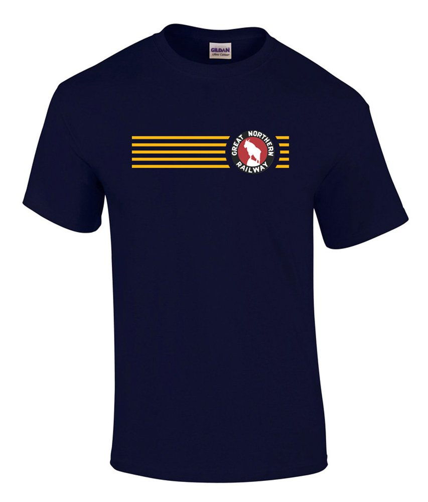 Great Northern Railroad Logo Tee Shirts [tee30]